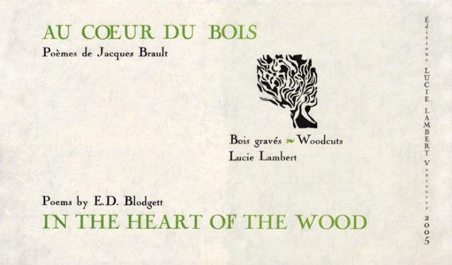 Lucie Lambert - Au cœur du bois