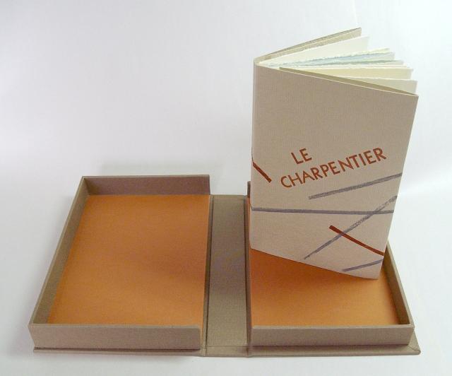 Cécile Côté - Le charpentier