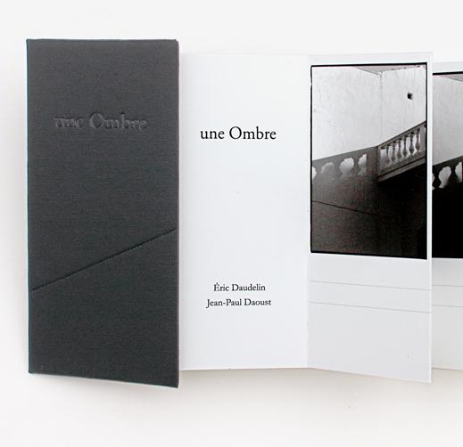 Éric Daudelin et Jean-Paul Daoust - Une Ombre - 300$