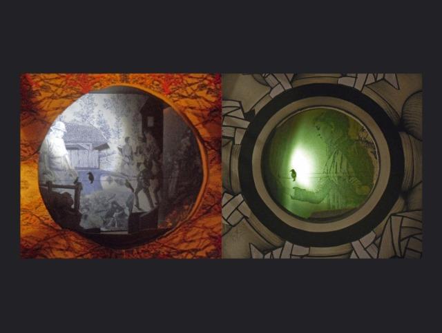 Richard Doutre - Arrière-scène - 500$